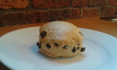 Vegan friendly scone ^_^