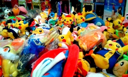 SO many Pikachus!