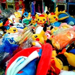 SO many Pikachus!