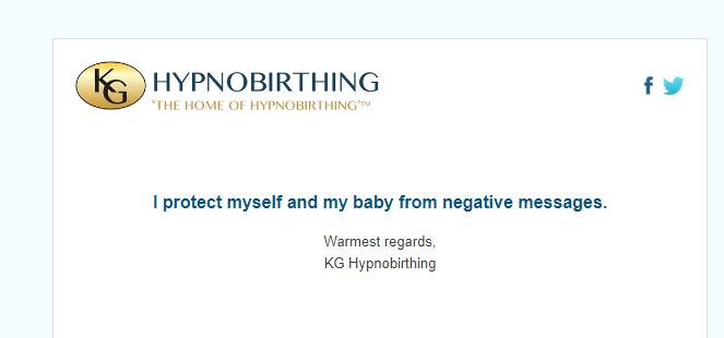 KGHypnobirthing